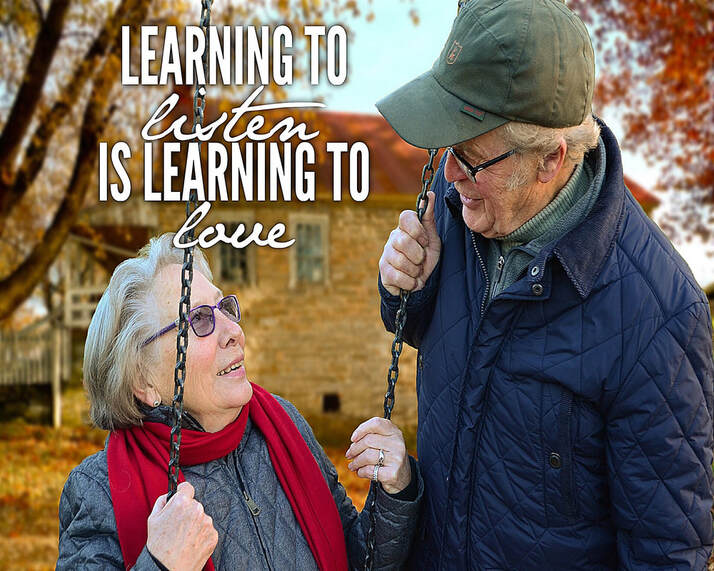 learning to listen, relationships, love, loving,